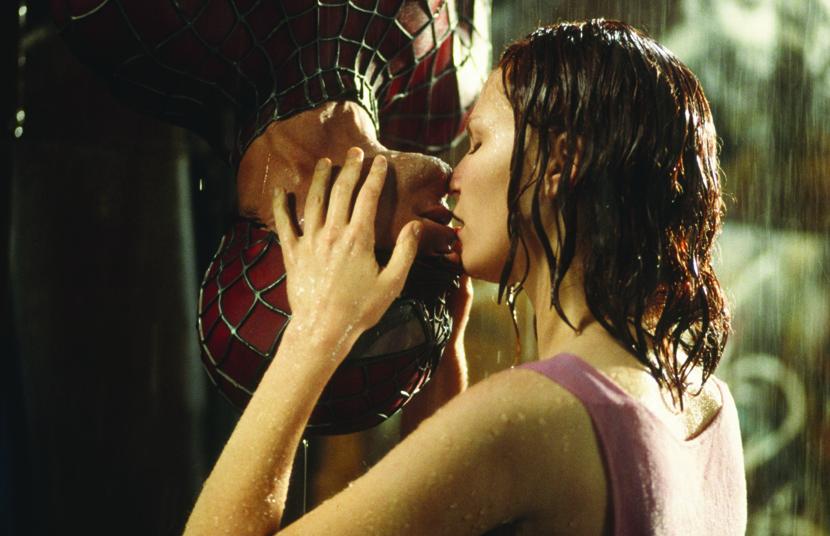 Bacio_Spider_man