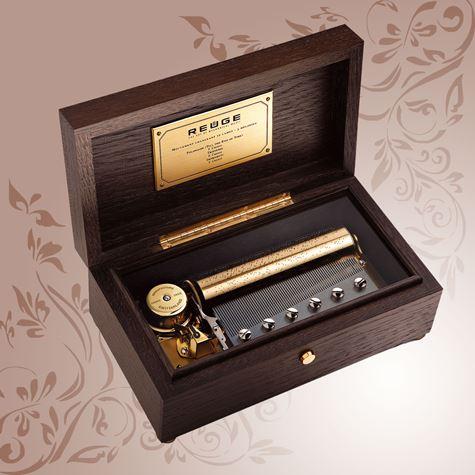 Carillon Reuge legno