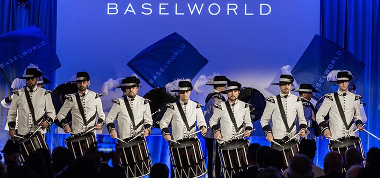 Cerimonia d'inaugurazione Baselworld 2017