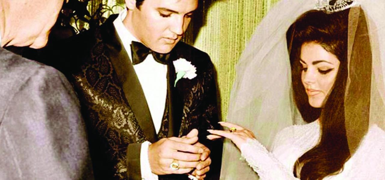 Fedi nuziali Elvis Presley