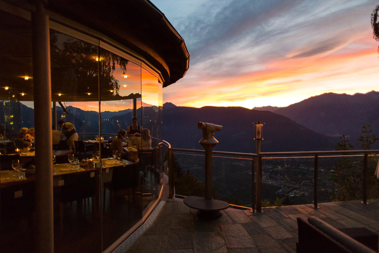 Sunset Merano vacanze